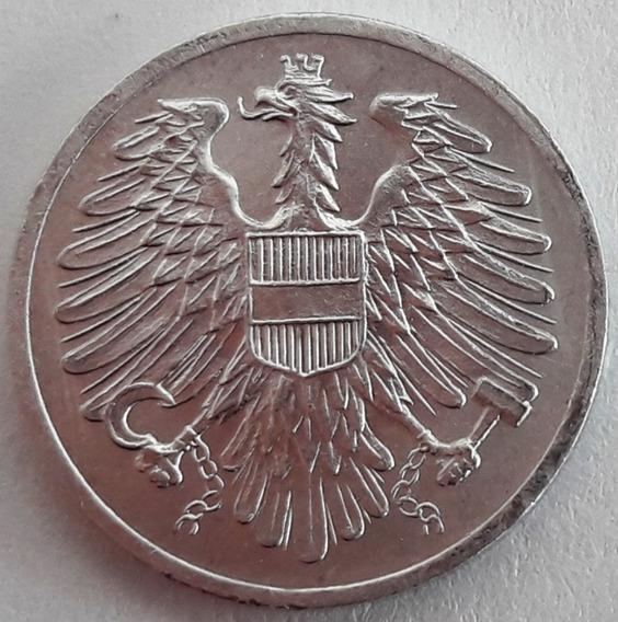 Austria Moneda De 2 Groschen Del Año 1957 - Excelente