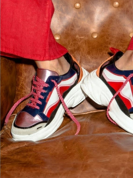 Zapatillas Dama Talle 39