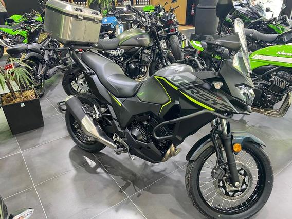 Kawasaki Versys X 300 Abs 2020 Lidermoto Line Up Completo