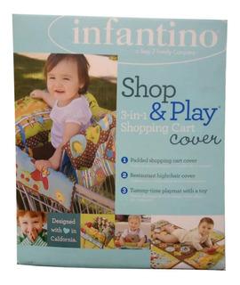 Manta Didactica Shop And Play Infantino - Aj Hogar