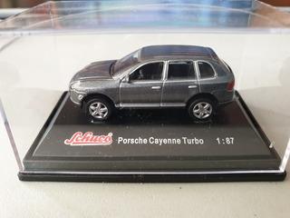 Auto Schuco Escala Ho Porsche Cayenne Turbo