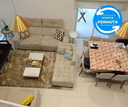Casa Parque Das Rosas 1  - 240m2 - 3 Dormitórios Sendo 3 Suítes - 4 Vagas - Cotia - Sp - Ca1582