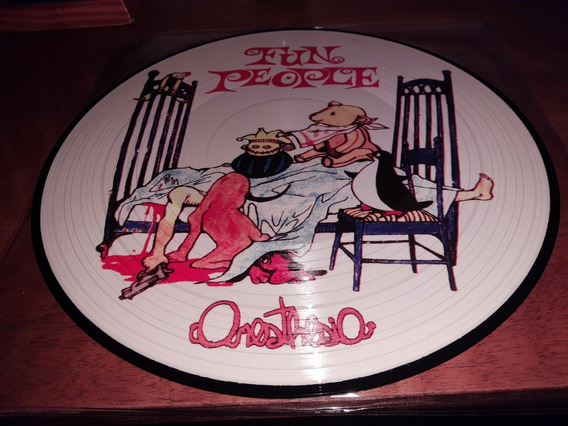 Fun People Anesthesia Lp Picture Disc