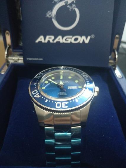 Relógio Aragon Nh35