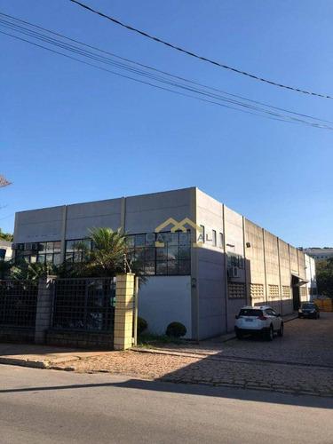 Imagem 1 de 25 de Galpão À Venda, 1000 M² Por R$ 4.770.000,00 - Recanto Quarto Centenário - Jundiaí/sp - Ga0006