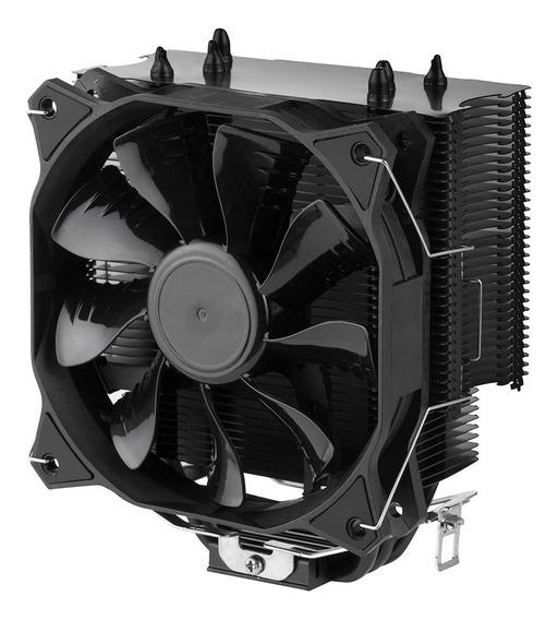 Cooler Pc Processador T3 Para Cpu Intel: 775 1150 1151 1155 1156 1366 Amd: Fm2 Fm2+ Am2 Am2+ Am3 Am3+ Am4