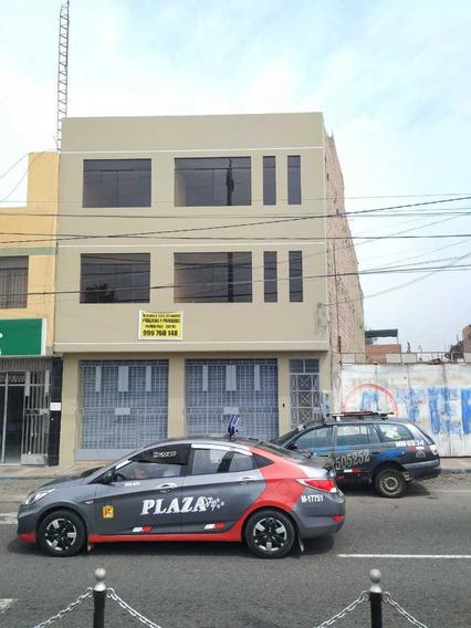 Alquiler Inmueble Comercial 200m2 (primer Piso) - Tacna