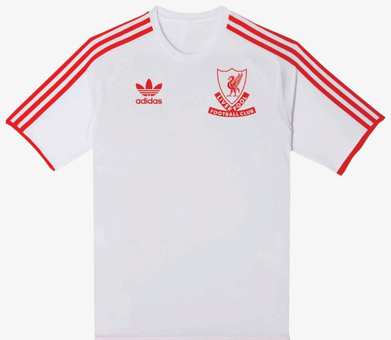 Camiseta Retro Liverpool