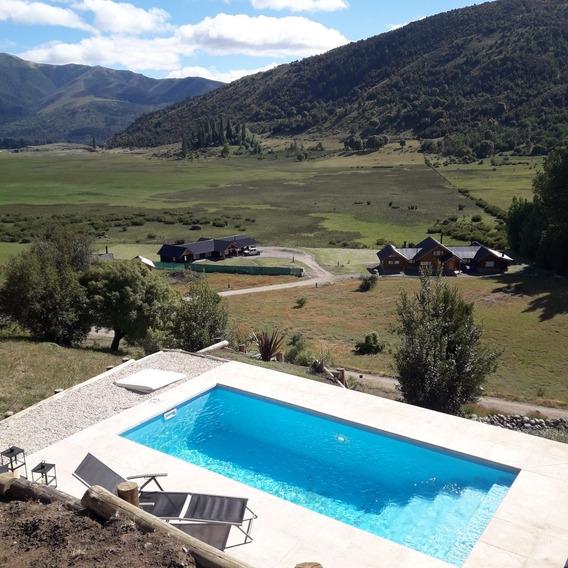 Alquilo Casa C/piscina Climatizada En S.m.andes X Día