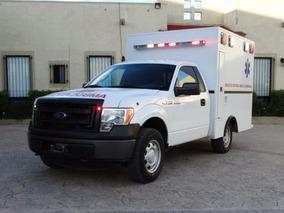 Ambulancia Ford 4x4