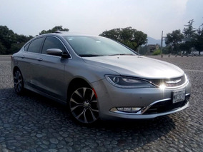 Chrysler 200 Advance 2015