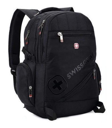 Mochila Backpack Swiss Gear Unisex Escolar , Negocios