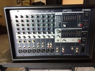Consola Yamaha Emx 512