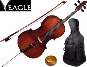 Violoncelo Eagle Cello Ce300 4/4 Profissional Oferta