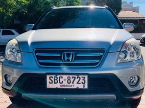 Honda Crv 2.4 4x4 Ex-l