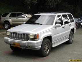 Jeep Grand Cherokee Laredo At 5200cc V8