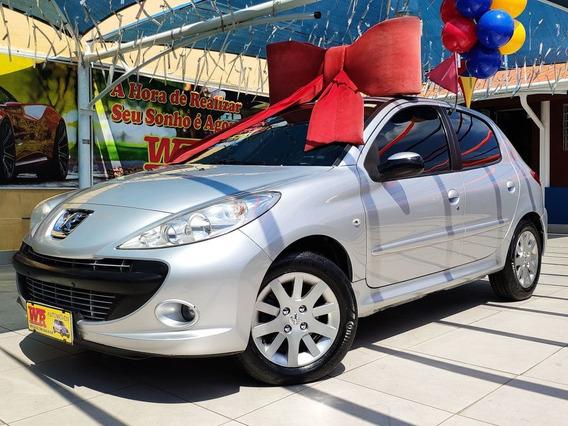 Peugeot 207 Xs 1.6 Flex Automático 2011