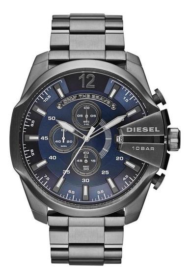 Relógio Masculino Diesel Mega Chief - Original