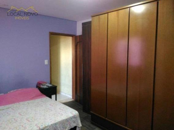 Sobrado Residencial À Venda, Vila Augusta, Guarulhos. - So0054