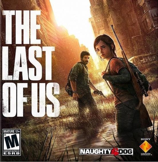 The Last Of Us (ps3) Mídia Digital.