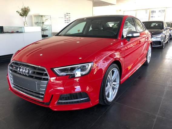 Audi S3 Sedan 2.0 Tfsi S-tronic Quattro Stock Sport Cars 0km