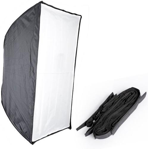 Godox Soft Box Plegable Tipo Paraguas 50x70 Cm Con Grid Con Aro Bowens