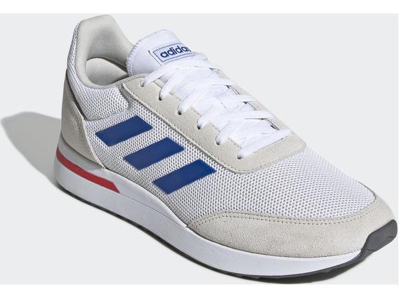 Zapatilla Running Run70s Bl/az/rj/be adidas Hombre