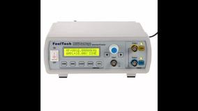 Gerador De Funções 25mhz Feeltech Fy3200s