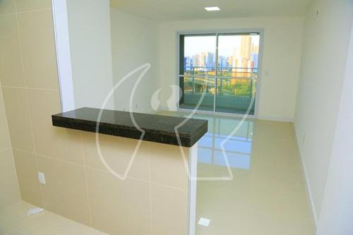 Apartamento Com 2 Dormitórios À Venda, 70 M² Por R$ 550.000,00 - Salinas - Fortaleza/ce - Ap2141