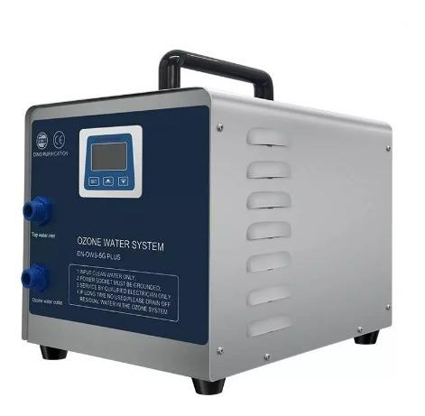 Sistema De Ozono Purificador De Agua
