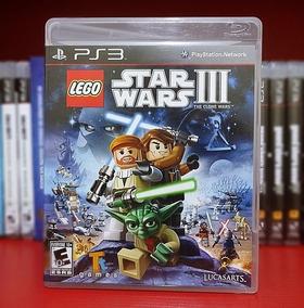 Lego Star Wars Iii Ps3 Lego Star Wars 3 Ps3
