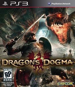 Dragons Dogma - Ps3 Mídia Física