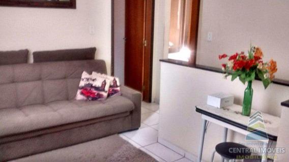 Casa De Condomínio Com 02 Dorms, Vila Margarida, São Vicente - R$ 177.000,00, 64m² - Codigo: 3787 - V3787