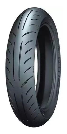 Pneu Dianteiro Burgman 400 Michelin Power Pure 110/90-13 Pronta Entrega
