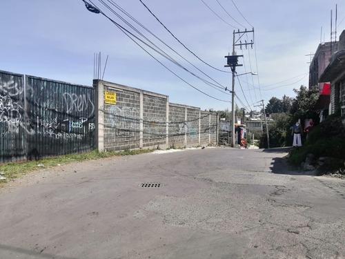 Imagen 1 de 7 de Venta De Terreno San Andrés Ajusco