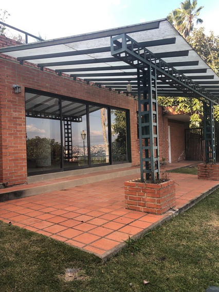 Apartamento Anexo En Alquiler Cerro Verde Baruta Aa-crv001