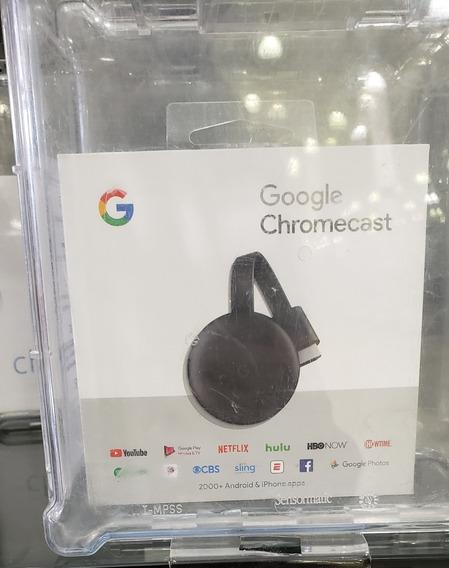 Chromecast 3 Original Lacrado