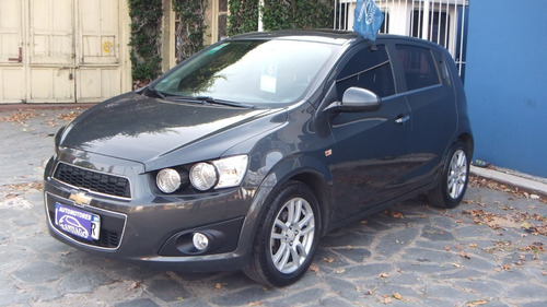 Chevrolet Sonic 1.6 Ltz Mt Mx 2016 Automotores Santiago