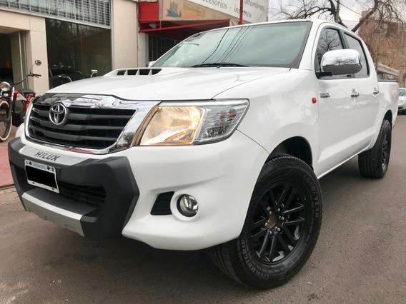 Toyota Hilux Dx Pack 2,5 Tdi 4x2 Dobe Cabina 2014