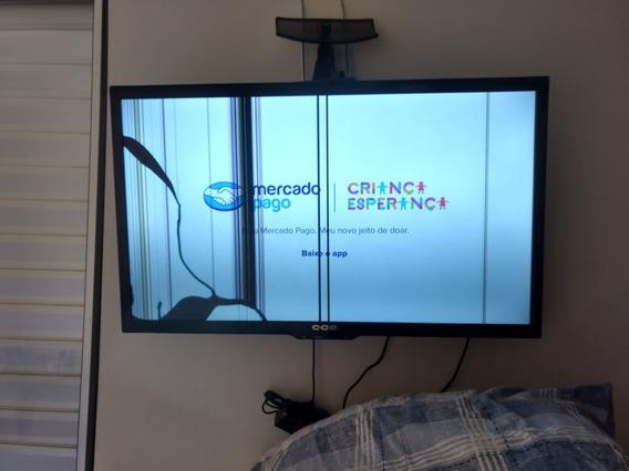 Tv 29 Led Cce Com Tela Manchada