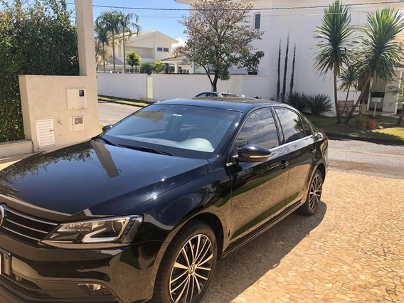 Vw Jetta Highline 2017 Blindado