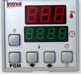 Kit Controlador Inv20011+ 1termopar Palito+1sonoalarme 3/30v