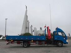 Alquiler Y/o Servicios De Camión Grúa