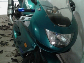 Kawasaki Ninja Zx9r Speed