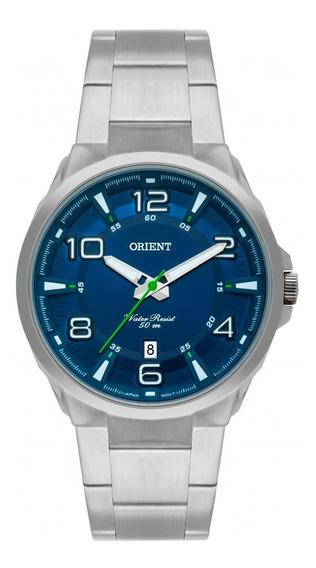 Relógio Orient Masculino Analogico Mbss1358