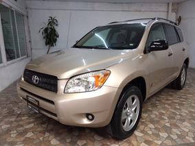 Toyota Rav4 Extremdamente Nueva 3filas Factura Org Credito