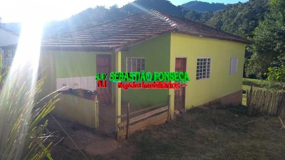 Pequena Chácara Com Casa Boa Em Virginia Minas Gerais - 1269