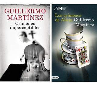 Pack Crímenes Imperceptibles + Crímenes De Alicia - Martinez