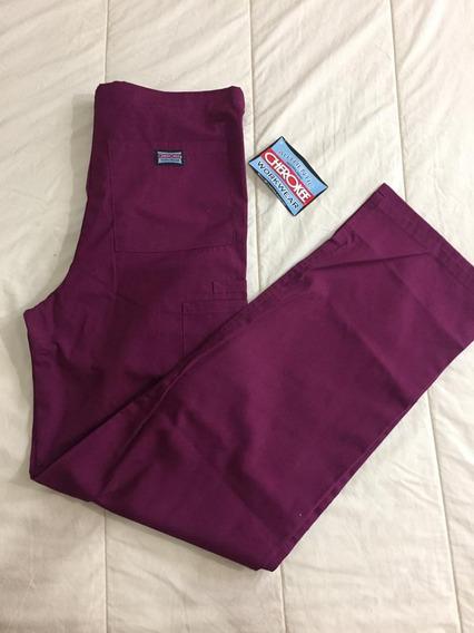 Pantalones Cherokee Uniforme Medico Talla Xxs