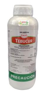 Tebucur Tebuconazol 1 Lt Fungicida Roya, Sigatoka, Gomosis